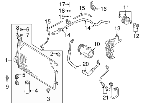 2008 Hhr Headlight Wiring Diagram