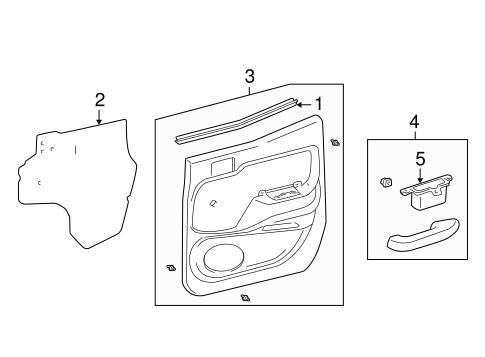Peugeot 407 Fuse Box Diagram