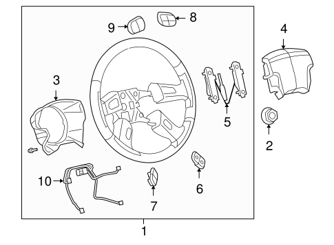 Bad Idle In Toyota Camry 2000 in addition Heater Core 1997 Ford F 150 besides Chevrolet 4 2 L6 Engine Diagram besides  on ect sensor 4 2l engine diagram