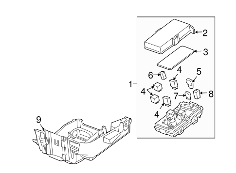 fuse relay for 2008 pontiac g6. Black Bedroom Furniture Sets. Home Design Ideas