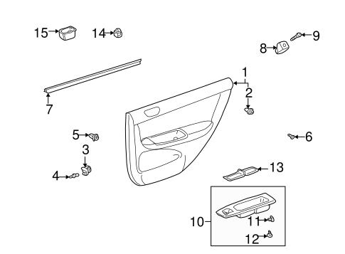 Ford F550 Headlight Wiring Schematic Ford Truck Wiring ... F Wiring Diagram Headlight on
