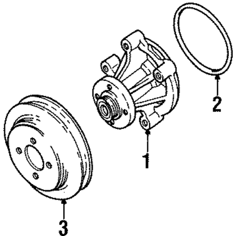 Subaru Water Pump And Pulley as well Chevrolet Captiva Fuse Box Location together with Truck Turbo Kits likewise 2004 Jeep Liberty Cooling System Diagram furthermore 2003 Chevy Trailblazer Starter Location. on wrx wiring diagram