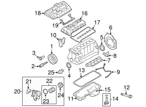 Porsche Boxster Engine Cover