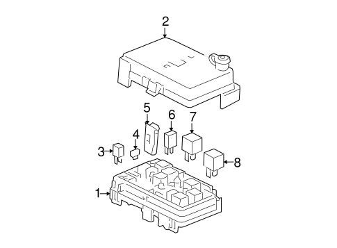 electrical components for 2007 chevrolet cobalt lt. Black Bedroom Furniture Sets. Home Design Ideas