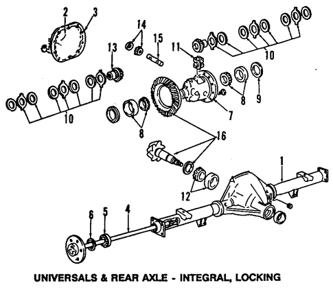 1997 Ford 5 8 Engine Diagram F250 Gas