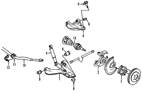1950 ford steering column diagram ford f