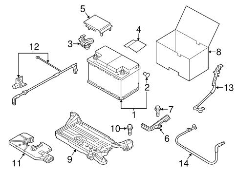 battery for 2015 audi a3 000 915 105 dg. Black Bedroom Furniture Sets. Home Design Ideas