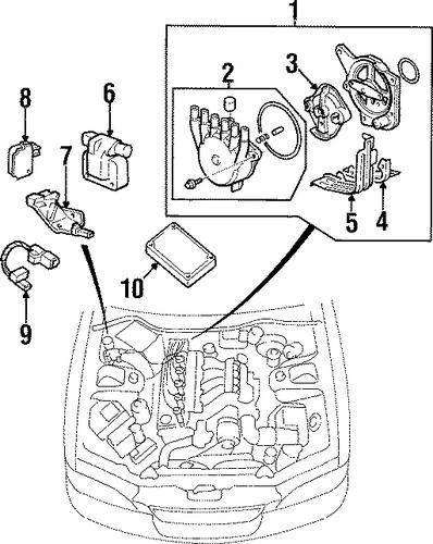 Acura Tl Engine