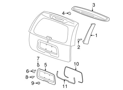 1994 Ford Tempo Fuse Box Diagram