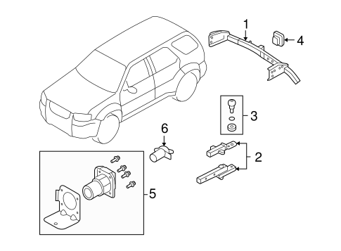 Iat Sensor 2005 Freestyle furthermore Ford Taurus Fusible Link Location together with 14508 Fuel Line Replacement additionally Best Air Cooled Vw Engine also 2000 Mazda 626 Transmission Diagram Html. on ford 6 0 wiring harness problems