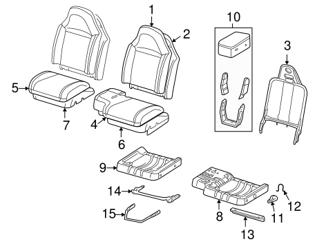 01 Ford Taurus Fuse Box Diagram