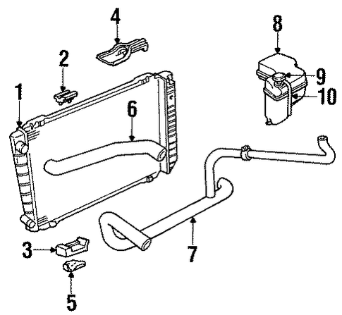 93 Ford Ranger 3 0 Engine Diagram