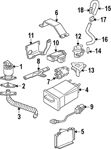 1994 Oldsmobile Silhouette Fuse Diagram