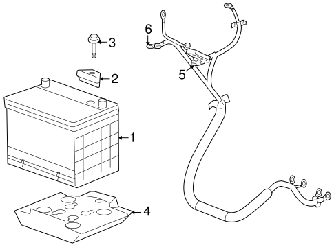 Diagram 2008 Buick Lucerne Parts Manual Diagram Schematic Circuit