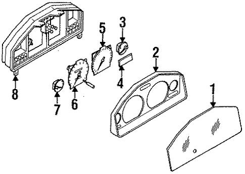 Acura Integra Body Parts By The Door moreover Wiring Diagram 92 Acura Vigor also Acura Vigor Fuse Box Location additionally 1993 Honda Accord Stereo Wiring Diagram additionally 1988 Ford F150 Ignition Wiring Diagram. on 1992 acura vigor wiring diagram