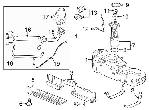 Jaguar Engine Oil Flow Diagram