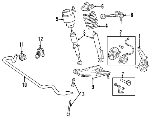Ford Expedition Suspension Kit