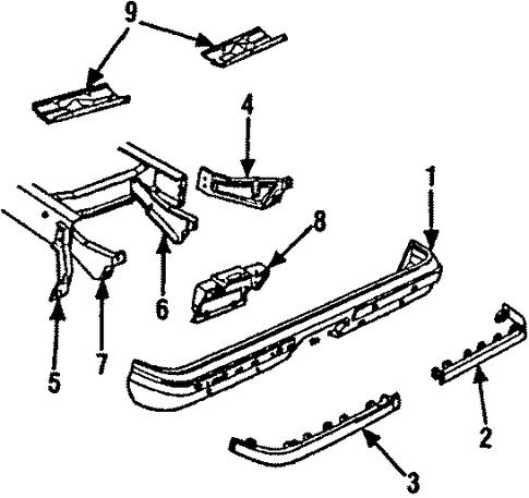 3800 3 8l Engine Diagram