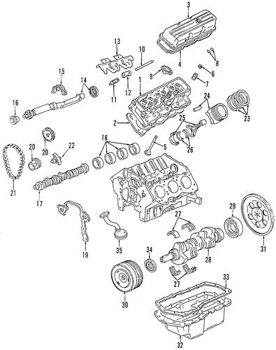 Oem Oem Buick Parts