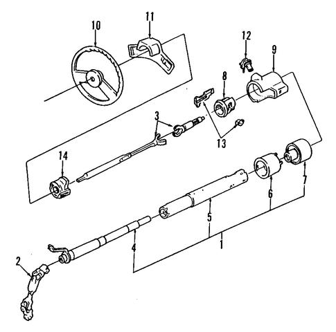 2008 dodge nitro brake diagram