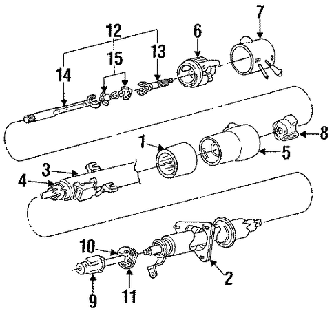 1973 Chevy Camaro Wiring Diagrams