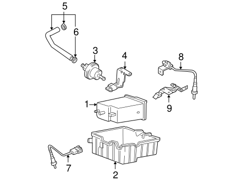 Volvo S40 2 4 Engine Diagram
