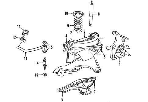 Dodge Ram 1500 Front Suspension Diagram On 94