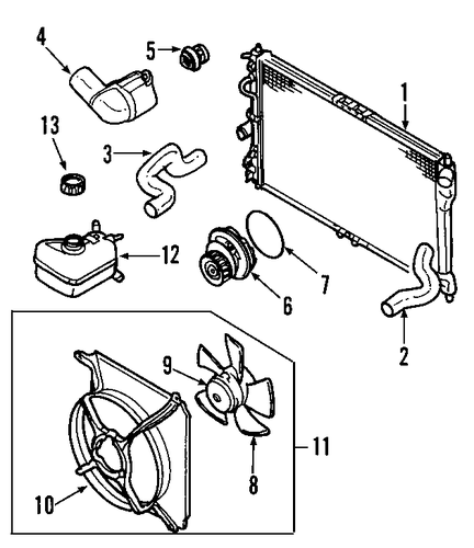2006 pontiac g6 exhaust system diagram cooling system for 2009 chevrolet aveo5 ls 2006 pontiac g6 wiring harness