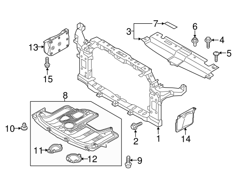 kia soul under engine diagram kia soul amp wiring diagram under cover for 2014 kia soul|29110-b2000