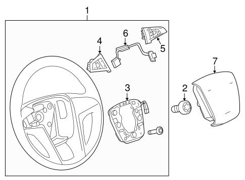 97 Cadillac Catera Engine Diagram