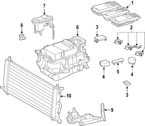 1997 Saab 900 Fuse Box Diagram