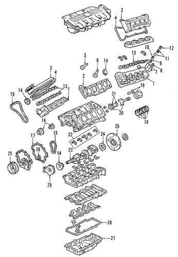 2000 Pontiac Bonneville Parts Catalog Com