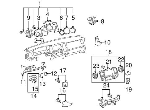 2001 Toyota Ta Trailer Wiring Diagram