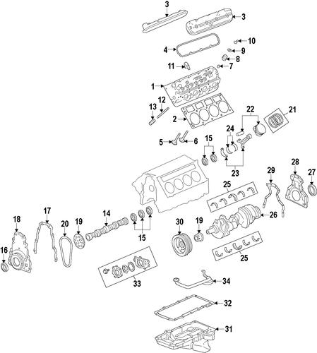 09 Tahoe Parts Diagram