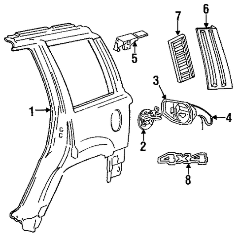 jeep door handle jeep pull handles wiring diagram
