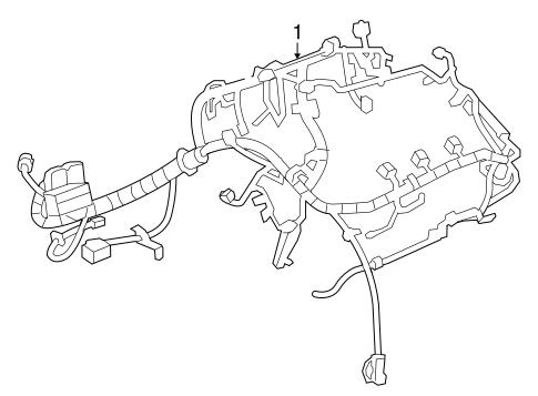 Chevrolet Sonic Wiring Diagram