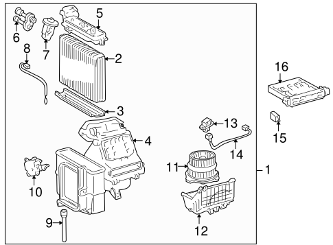 1997 F150 Suspension Diagram furthermore Ford Thunderbird 1995 Fuse Box Diagram Usa Version further Door Lock Wiring Diagram together with 2000 Camry Radio Wiring Diagram further Fuse Box Seat Leon Mk1. on toyota celica fuse box layout