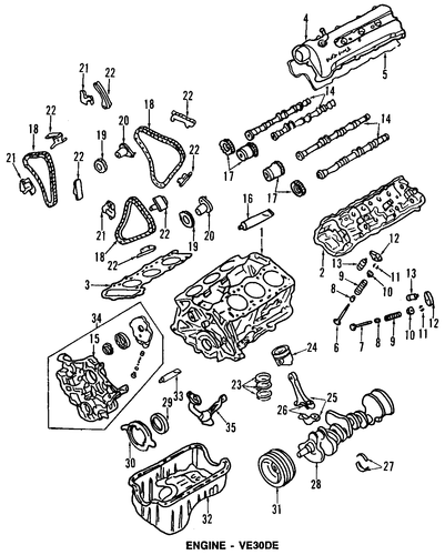 Nissan Altima Oil Pump Diagram Nissan Free Engine Image