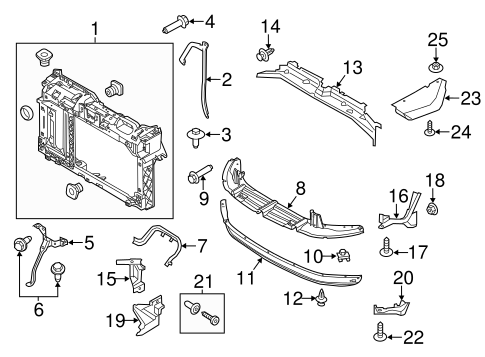 96 ford ranger radiator parts diagram with 7 3 Powerstroke Fuel Sensors on T8515546 2003 ford explorer 4 6 as well CoolingSystemProblems as well Ford F 150 Heater Hose Diagram moreover T13904618 Replacing thermostat 2006 ford escape moreover Ranger Supercharger Kit  plete How To 4 0l Sohc Part 1 Of 4.