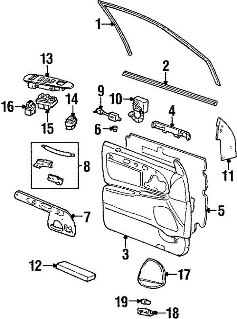 Buick Rainier Parts Diagram Com