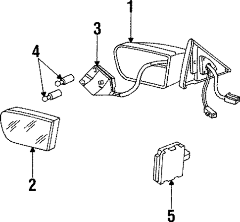 Cadillac Deville Stereo Wiring Diagram