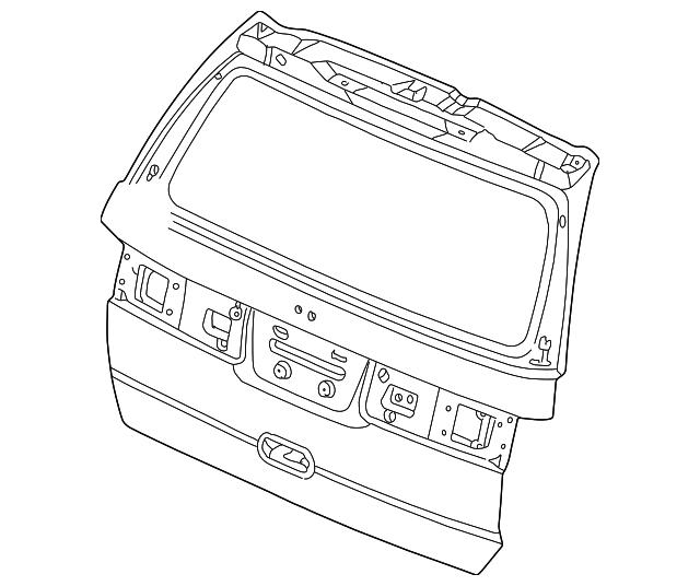 Bmw 2008 E54 Fuse Box