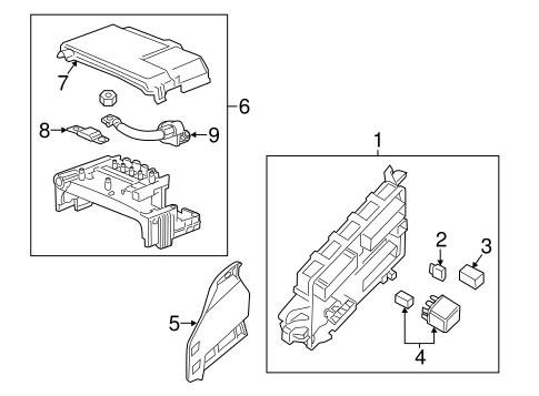 2005 toyota tundra fuse box diagram 94 toyota fuse box