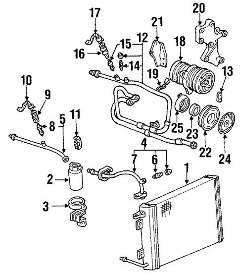 1994 Grand Am Engine Diagram