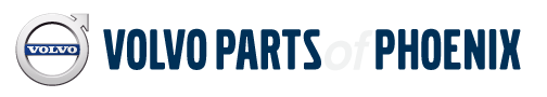 Volvo Parts of Phoenix Logo