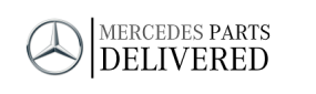 Mercedes Parts Delivered Logo