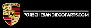 Porsche San Diego Parts Logo
