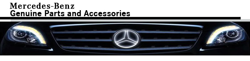 Shop Genuine OEM Mercedes Parts and Accessories
