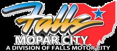 Falls Mopar City Logo