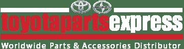 Toyota Parts Express Logo